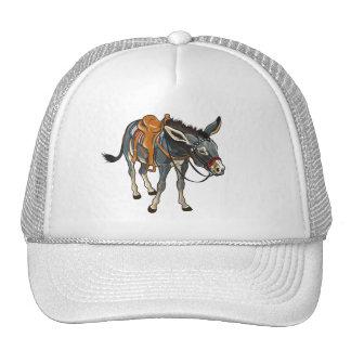 donkey trucker hat
