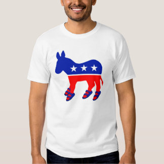 Donkey with Birks Shirt