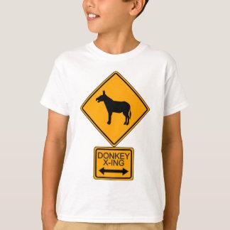 Donkey X-ing T-Shirt