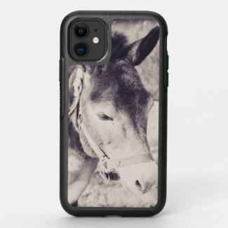 Donkey's head 001 OtterBox symmetry iPhone 11 case