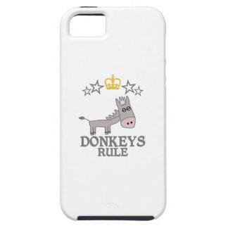 Donkeys Rule iPhone SE/5/5s Case