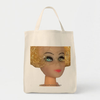 Donna Grocery Bag