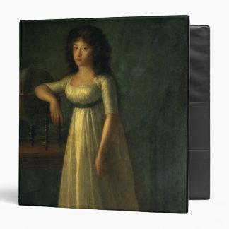 Donna Joaquina Tellez-Giron, daughter of the Duke Binders