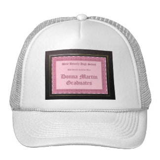 Donna Martin gradúa el gorra