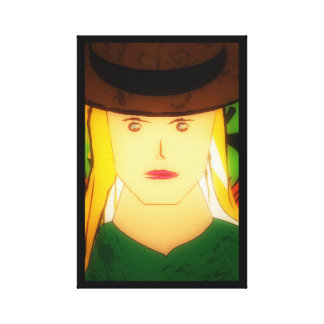 donna nel bosco lona estirada galerias