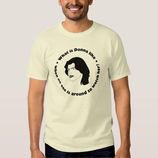Donna Tshirt