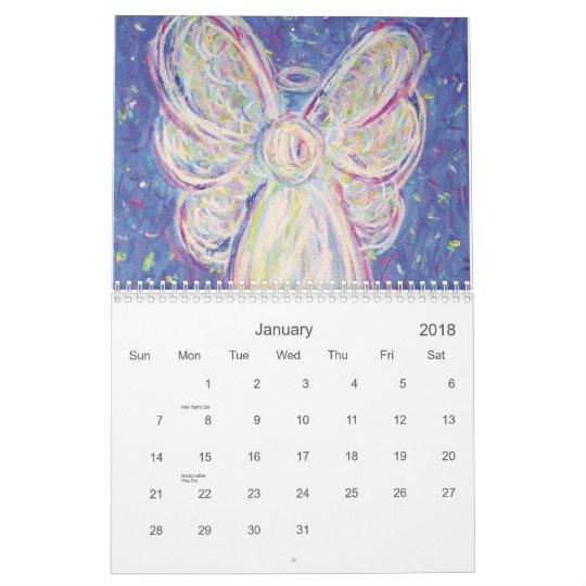 DonnaBellas Angels Calendar