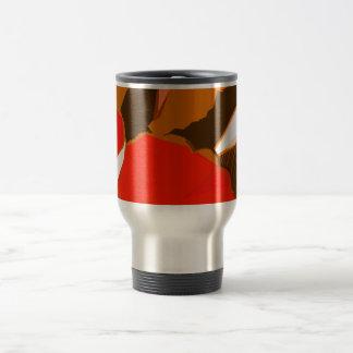 Donna's Autumn Woodcut Travel Mug