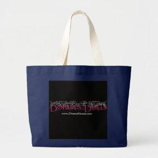 Donna's Dolls Large Tote Bag