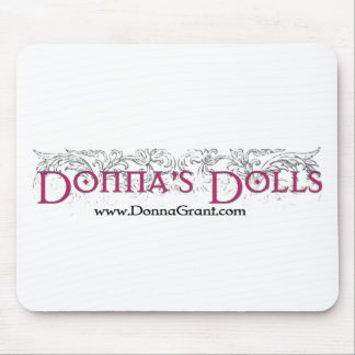 Donna's Dolls Mouse Pad