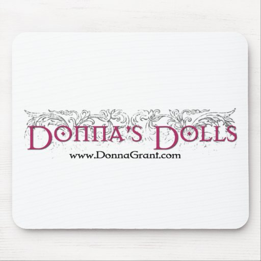 Donna's Dolls Mouse Pads