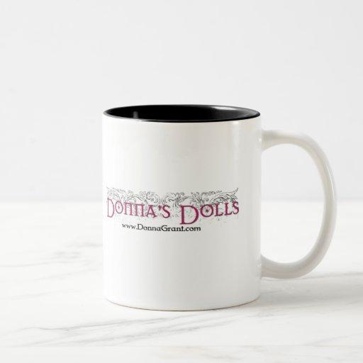 Donna's Dolls Coffee Mug