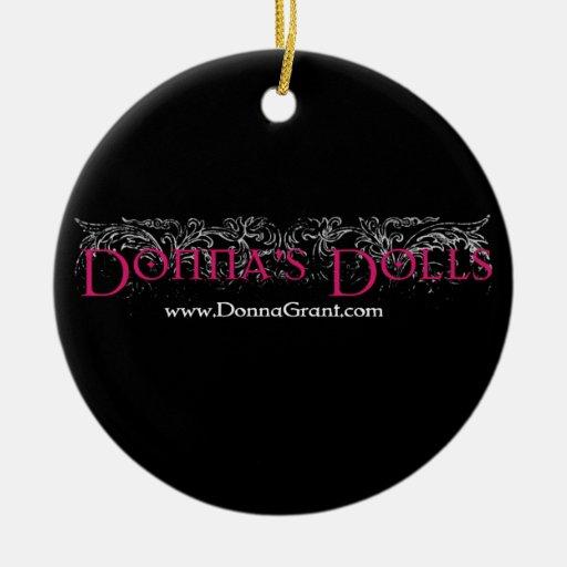 Donna's Dolls Ornament