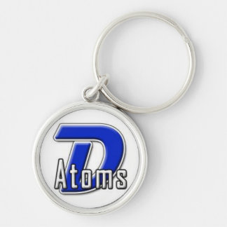 Donnell Atoms Key Chain
