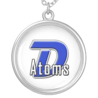 Donnell Atoms Necklace