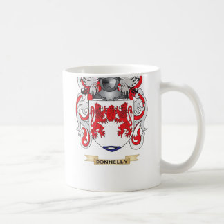 Donnelly Coat of Arms Coffee Mug