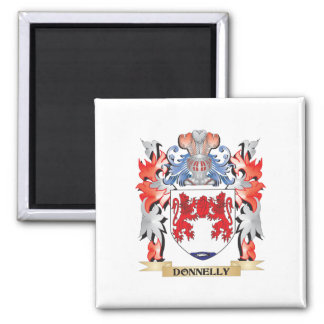 Donnelly Coat of Arms - Family Crest Magnet