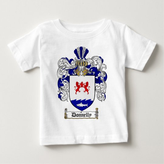 DONNELLY FAMILY CREST -  DONNELLY COAT OF ARMS BABY T-Shirt