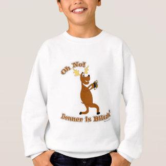 Donner is Blitzen! Sweatshirt