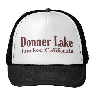 Donner Lake Mesh Hats