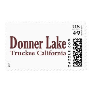Donner Lake Postage Stamps