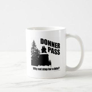 Donner Pass Coffee Mug