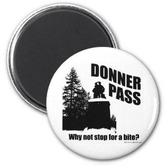 Donner Pass Magnet