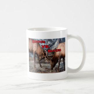 Donner vs. Blitzen Coffee Mug