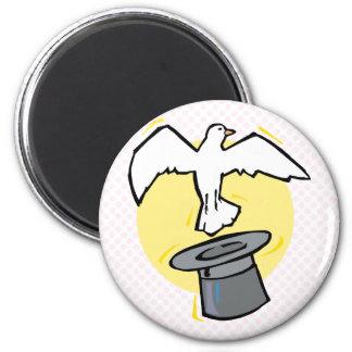 Donnie Dove Magnet
