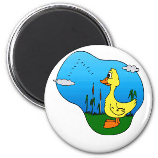 Donnie Duck Magnets