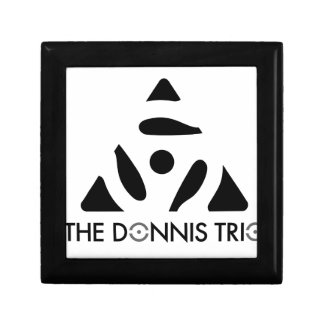 Donnis Trio Merch Jewelry Box