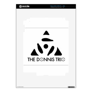 Donnis Trio Merch Skin For The iPad 2