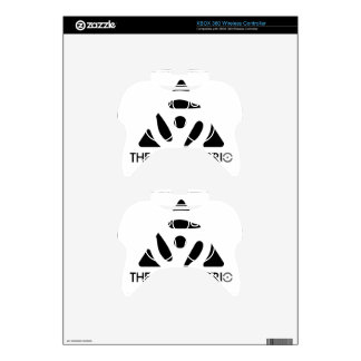 Donnis Trio Merch Xbox 360 Controller Skin