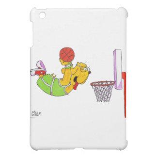 Donny Dog- Basketball iPad Mini Cases