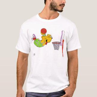 Donny Dog -Baskettball T-Shirt