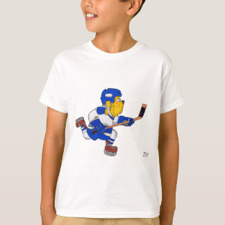 Donny Dog--Hockey--T's and stuff T-Shirt
