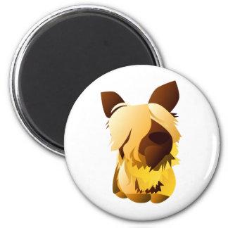 Donny The Doggy Fridge Magnet