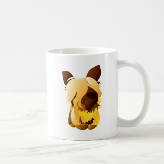 Donny The Doggy Coffee Mugs