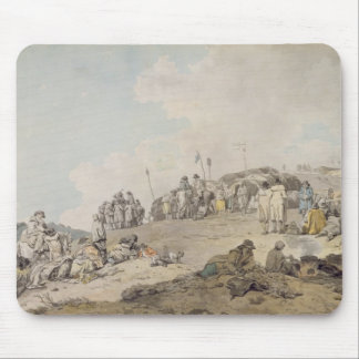 Donnybrook Fair, 1782 (pen, ink and w/c on paper) Mouse Pad