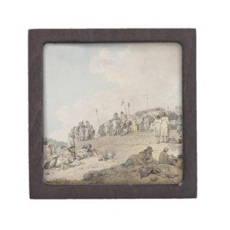 Donnybrook justo, 1782 (pluma, tinta y w/c en el p cajas de regalo de calidad