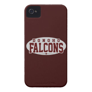 Donoho High School; Falcons iPhone 4 Cover