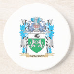 Donohoe Coat of Arms - Family Crest Coaster