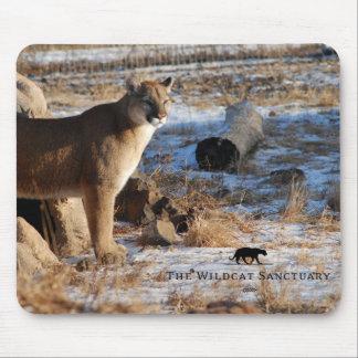 Donoma - Cougar Mousepad