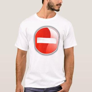 Donot enter T-Shirt