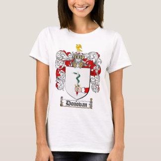 DONOVAN FAMILY CREST -  DONOVAN COAT OF ARMS T-Shirt