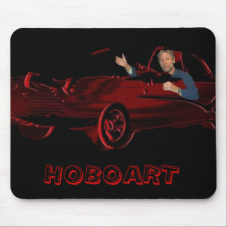DONS FORD 51, HOBOART MOUSE PAD