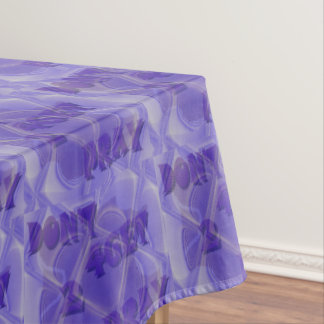 Don't 4get 2 Pray (indigo patterned) Tablecloth