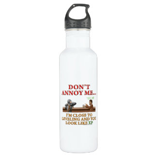 Don't Annoy Me Water Bottle