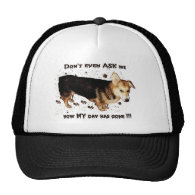 Don't Ask About MY Day... Hat