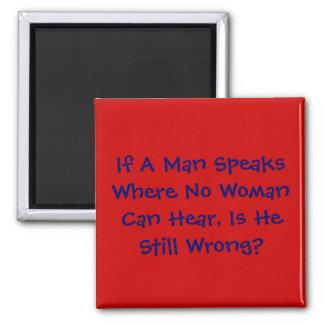 Don't Ask! Fridge Magnets